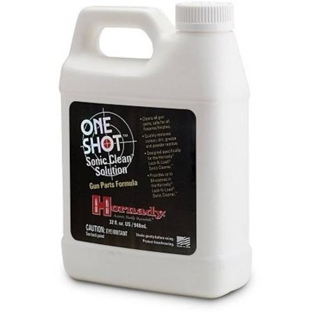Hornady LNL Sonic Gun Solution, Quart