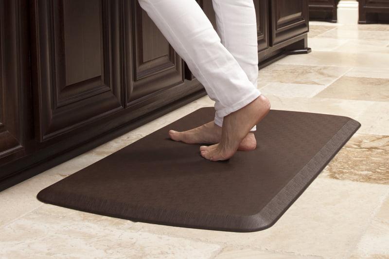 Gelpro Elite Anti Fatigue Kitchen Comfort Mat 20x36 Linen Truffle Walmart Com Walmart Com