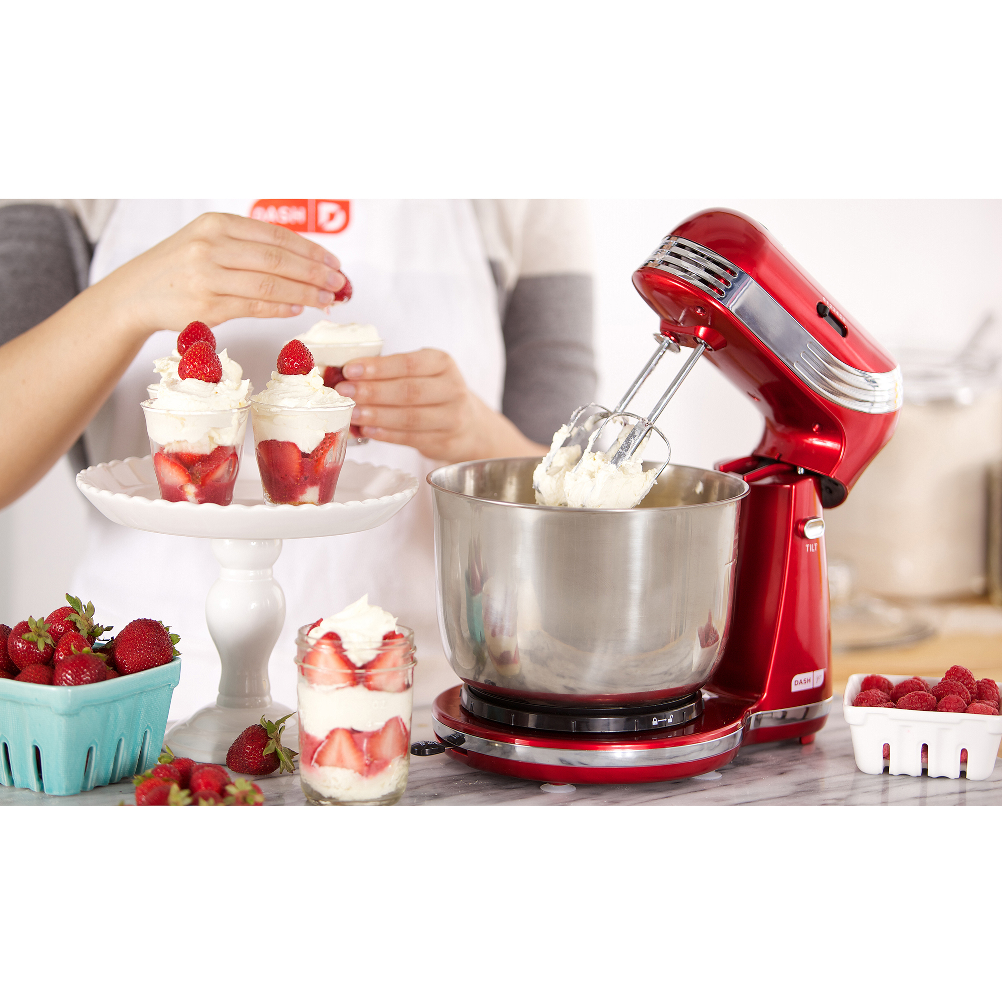 Kitchenaid Clic Series 4 5 Quart Tilt Head Stand Mixer White K45sswh