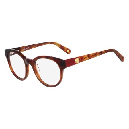 69189c7bf09 Nine West NW5081 Eyeglasses 233 Honey Tortoise - Walmart.com