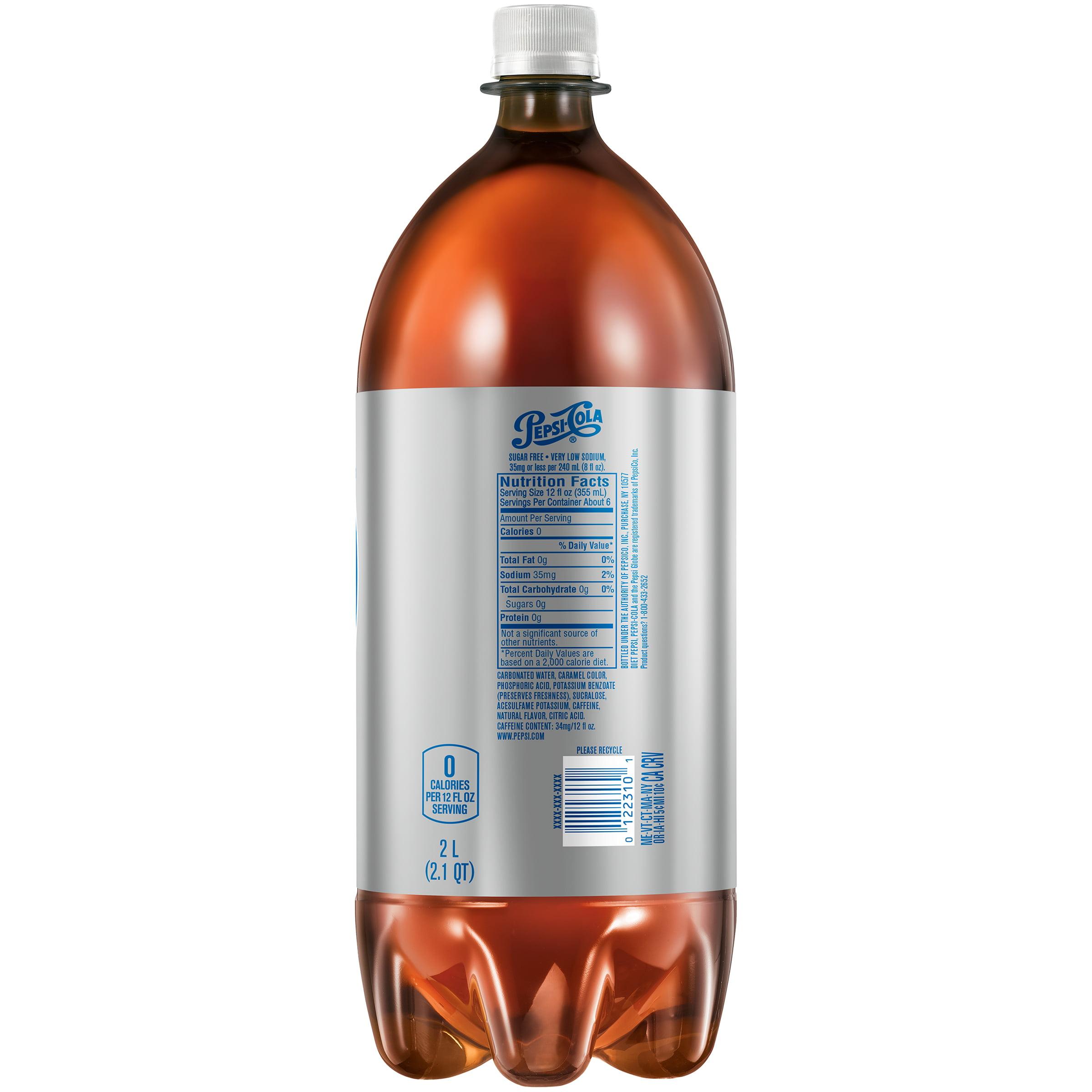Pepsi max diet pepsi diet soda 2 l 1 count sciox Image collections