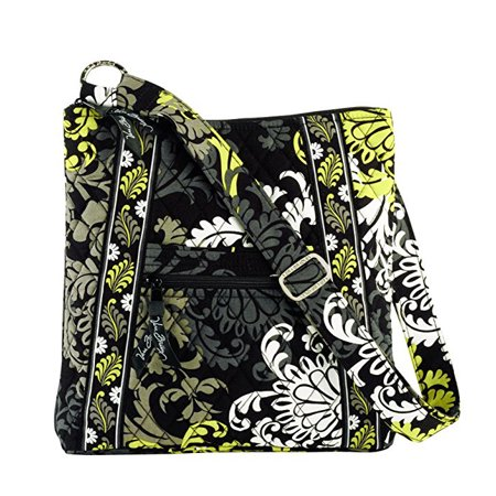 Vera Bradley Hipster In Baroque With Black Interior