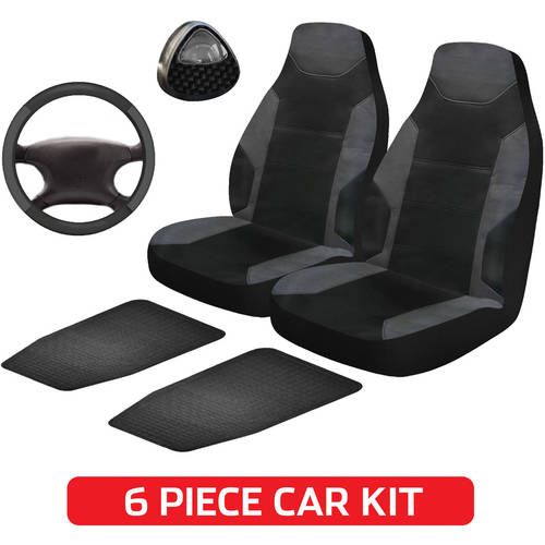 AD SC 6-Piece Car Kit, Available in Multiple Styles