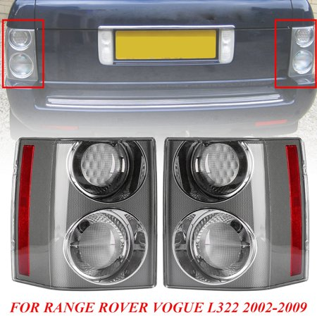Rear Left/Right Tail Light Brake Lamp For Land Rover Range Rover Vogue L322 2002-2009