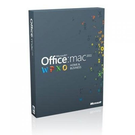 Microsoft Office for Mac Home and Business 2011 - 2 Pack Mac Promo Code