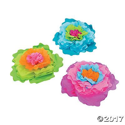 Hibiscus Flower Centerpiece