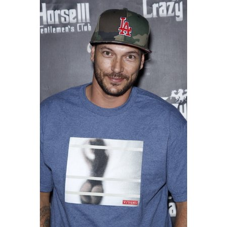Kevin Federline At Arrivals For Fantasy Football Draft Party Crazy Horse Iii Las Vegas Nv August 29 2015 Photo By MoraEverett Collection Celebrity](Halloween Fantasy Ball Las Vegas)