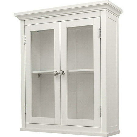 Classy Collection 2-Door Wall Cabinet, White ()