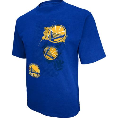 NBA Men's Golden State Warriors Short Sleeve Tee