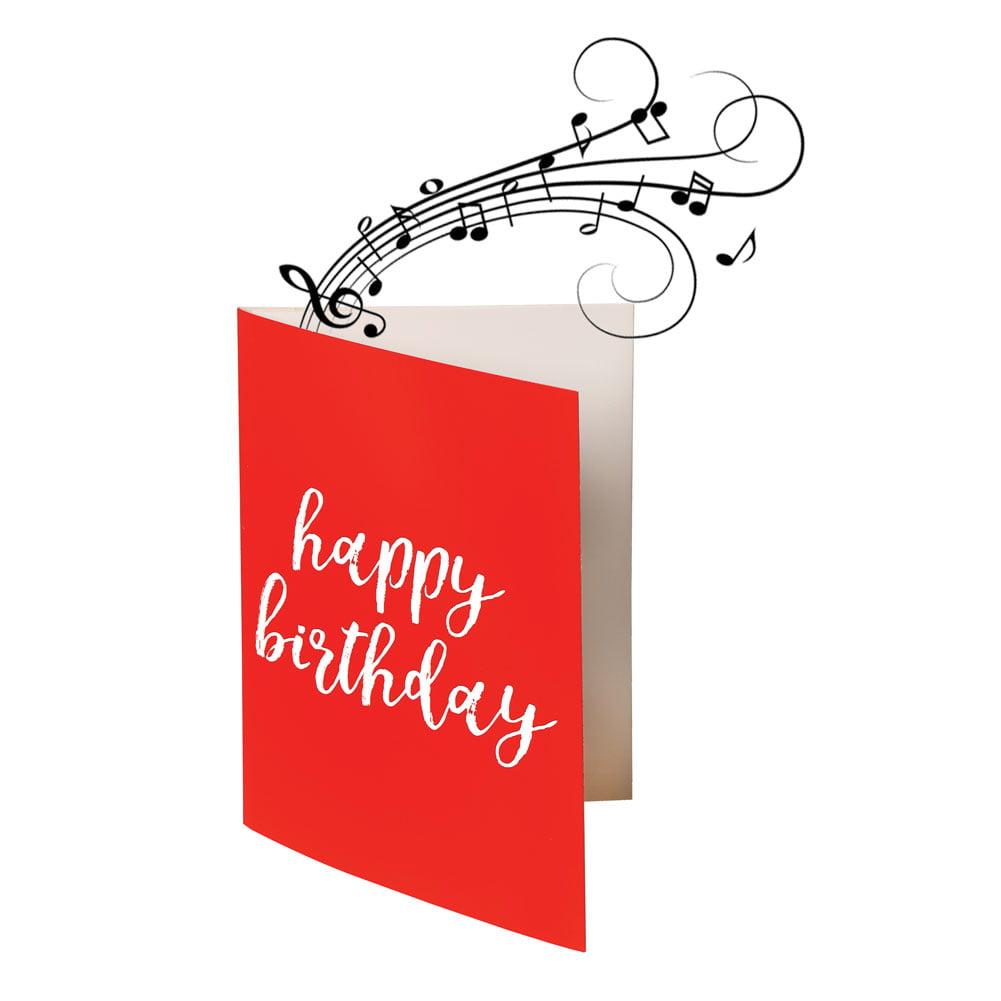 Joker Endless Singing Birthday Song Joke Card
