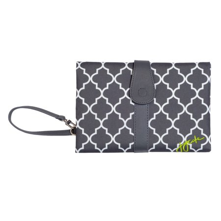 Diaper Changing Clutch (JJ COLE Changing Clutch - Stone Arbor )
