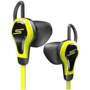 SMS Audio Bio Sport Biometric Earbuds with Heart Rate Monitor, Yellow
