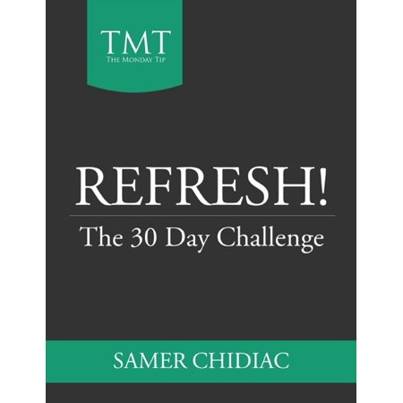 Refresh!: The 30 Day Challenge - eBook