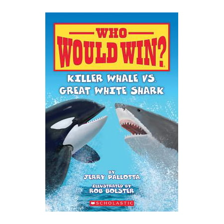 Killer Whale vs. Great White Shark (Paperback) (Killer Whale Kills Great White Shark National Geographic)