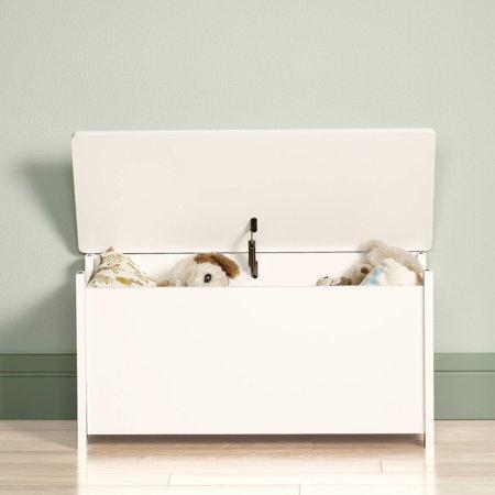 sauder beginnings toy chest multiple colors. Black Bedroom Furniture Sets. Home Design Ideas