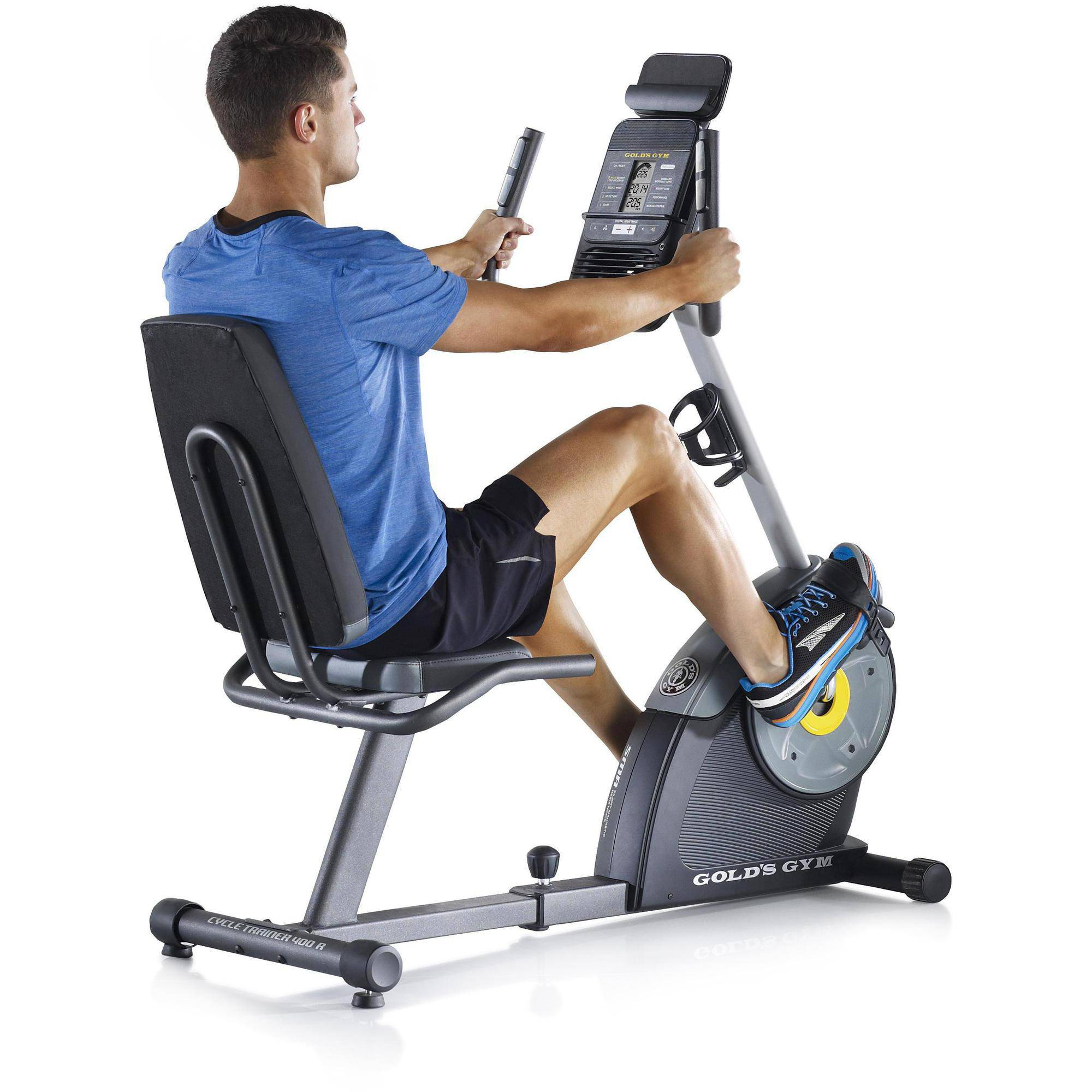 Gold's Gym Cycle Trainer 400R Exercise Bike