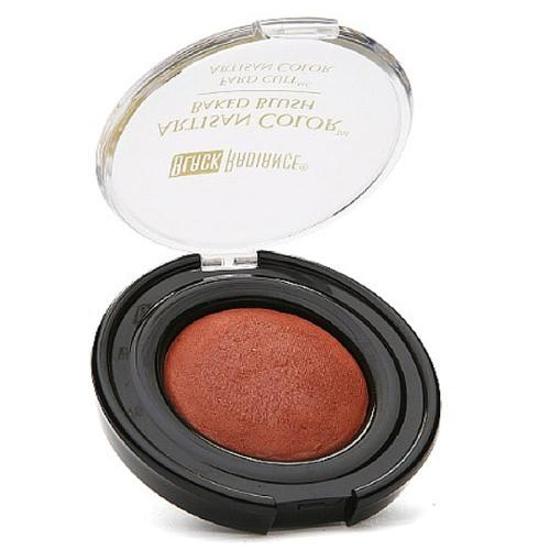 Black Radiance Artisan Color Baked Blush, Toasted Almond 0.10 oz (Pack of 3)