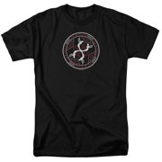 American Horror Story Coven Serpent Sigil Mens Short Sleeve Shirt