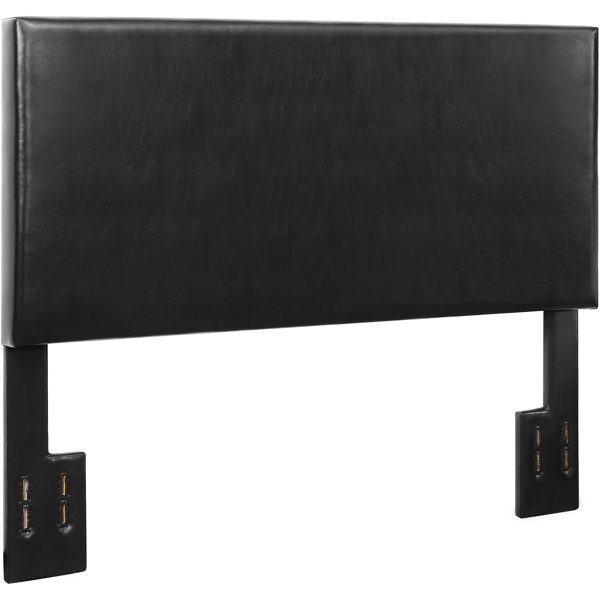 better homes and gardens full/queen faux leather headboard, Headboard designs