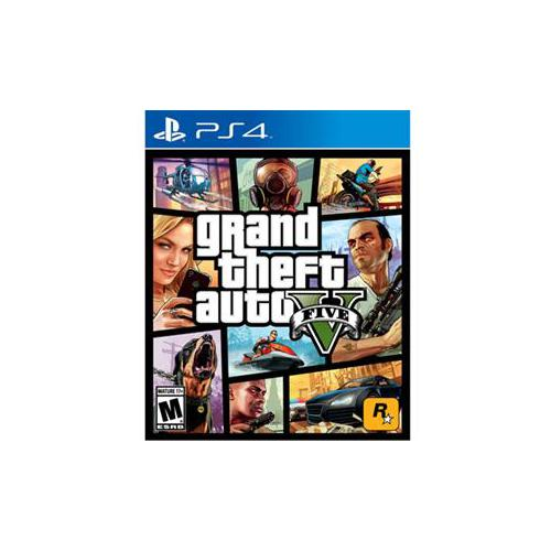 Grand Theft Auto V (Playstation 4) by Rockstar North