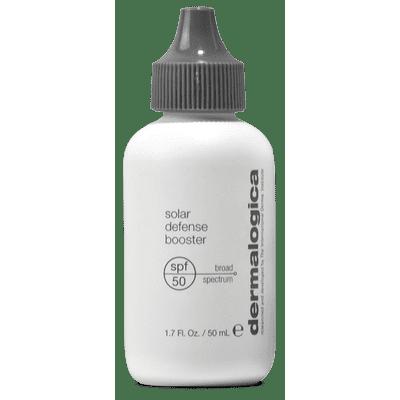 Dermalogica Tinted Sunscreen - Dermalogica Solar Defense Booster SPF 50 Facial Sunscreen, 1.7 Oz.