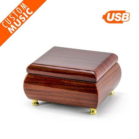 Alluring Hi Gloss Rosewood Custom USB Sound Module Music