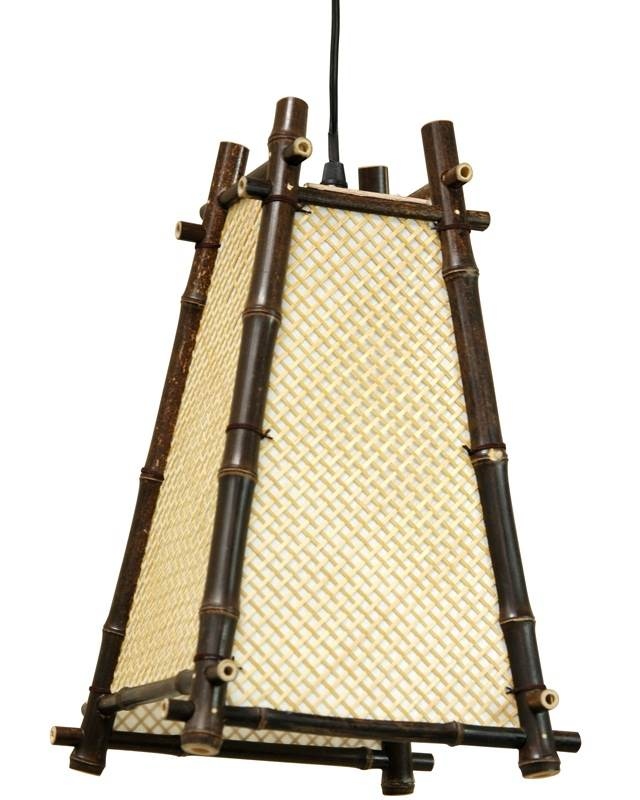 Itashi Japanese Hanging Lantern by Oriental Unlimited, Inc.