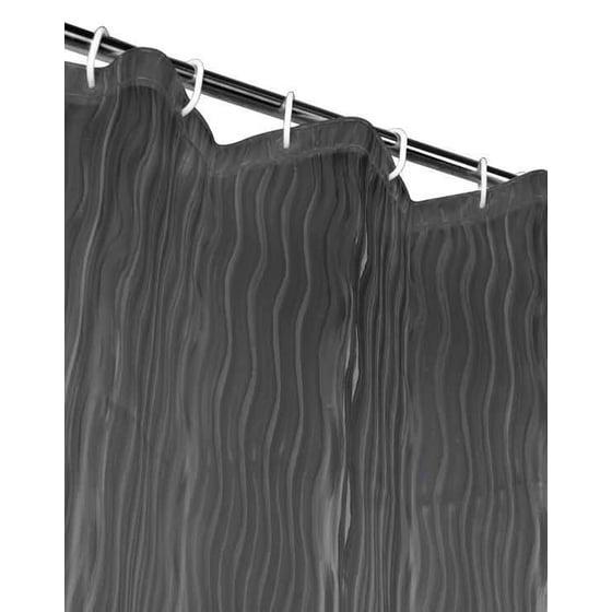 Dainty Home Milan 3D Anti Mildew Shower Curtain