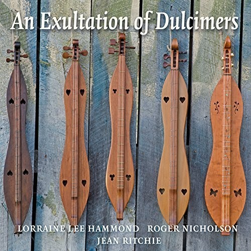 Lorraine Lee Hammond Exultation of Dulcimers [CD] by