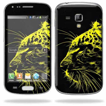 Mightyskins Protective Skin Decal Cover for  Samsung Galaxy S Duos S7562 Cell Phone wrap sticker skins Speedy