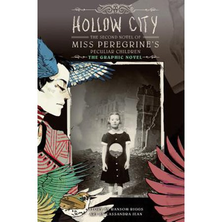 Hollow City: The Graphic Novel : The Second Novel of Miss Peregrine's Peculiar - Kid City Sports