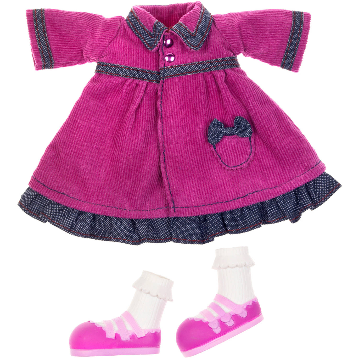 Lalaloopsy Fashion Pack, Coat