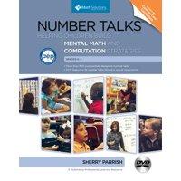 Number Talks: Whole Number Computation, Grades K-5 (Paperback)