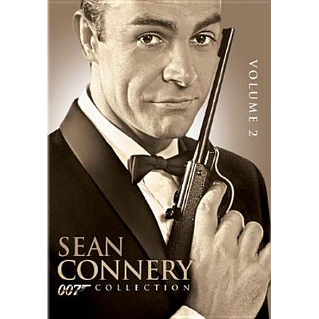Sean Connery 007 Collection: Volume Two - Thunderball / You Only Live Twice / Diamonds Are Forever (Widescreen) ()