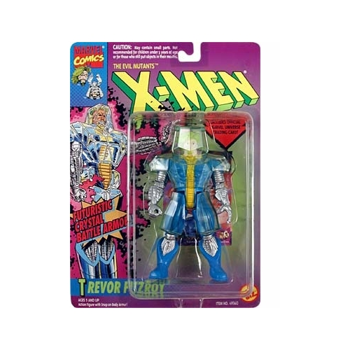 X-Men Trevor Fitzroy Action Figure by Toy Biz