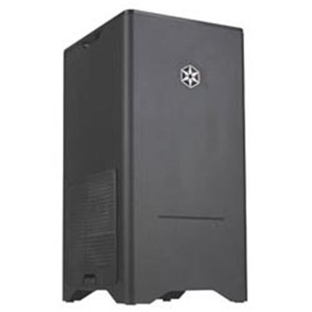Fortress Tower PC Case with Super Small Footprint Design -