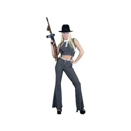 Adult Sexy Gangster Moll Costume](Gangsters Moll Costume)