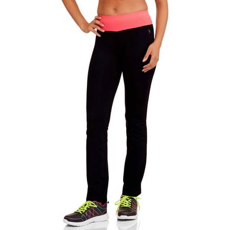 c2f9e851ef8c1 Danskin Now - Juniors' Dri-More Skinny Yoga Pants - Walmart.com