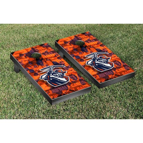 Victory Tailgate NCAA FIght Song Version Cornhole Game Set
