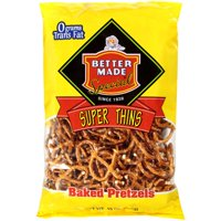 Better Made Special Super Thins Baked Pretzels, 15 Oz.