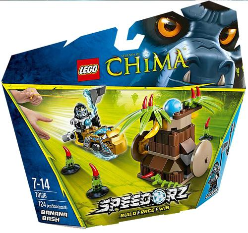 LEGO Legends of Chima Banana Bash Set #70136