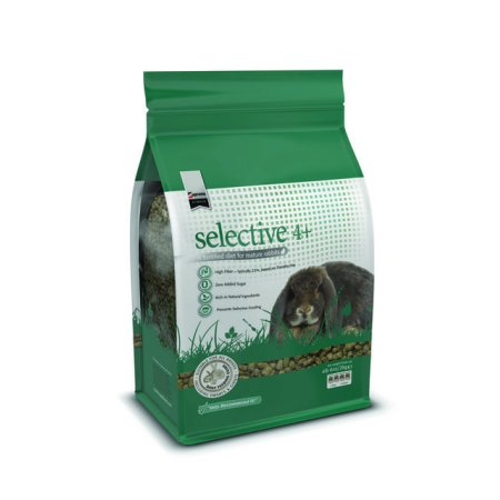 Selective Rabbit 4yrs+ 4Lb