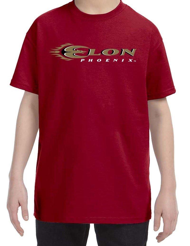 NCAA Elon Phoenix T-Shirt V3