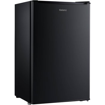 Galanz 3.5 cu ft Compact Single-Door Refrigerator