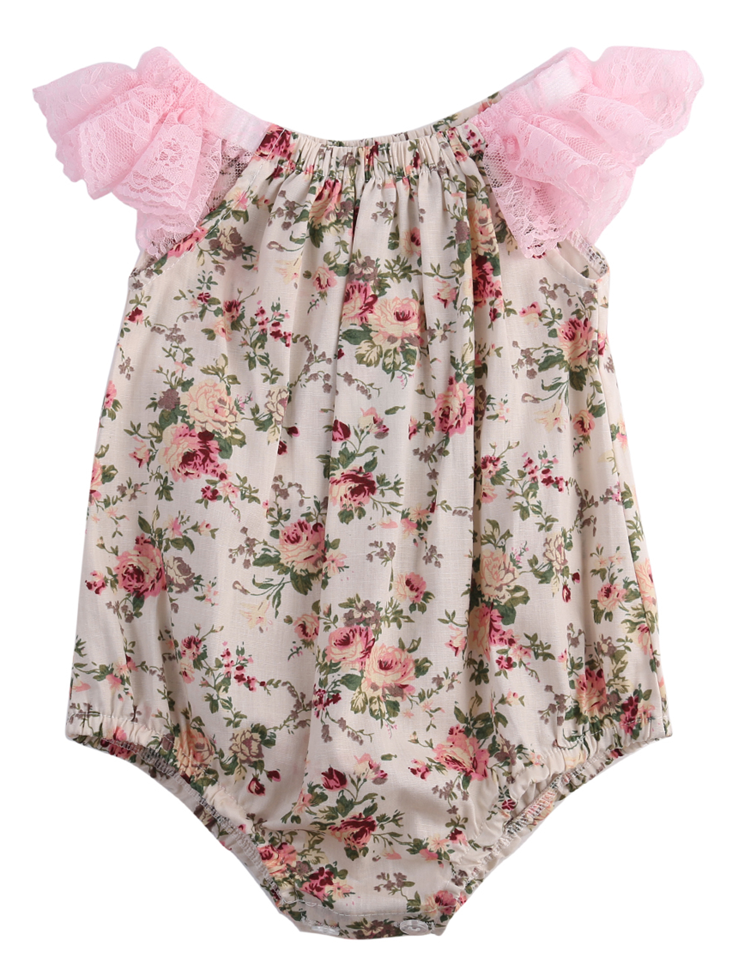 Details about  /Baby Girl Clothes Set Children Princess Pajamas Suit Baby Sleepwear 0-2Y