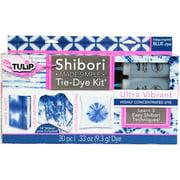 Tulip Shibori Tie-Dye Kit, Indigo-Inspired Blue Dye