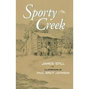 Sporty Creek - eBook