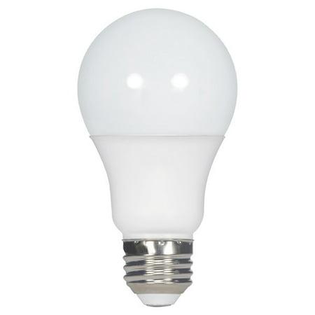 11.5w A19 LED 120v Frosted E26 Medium base 3000K Soft White