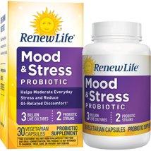 Probiotics: ReNew Life Mood & Stress