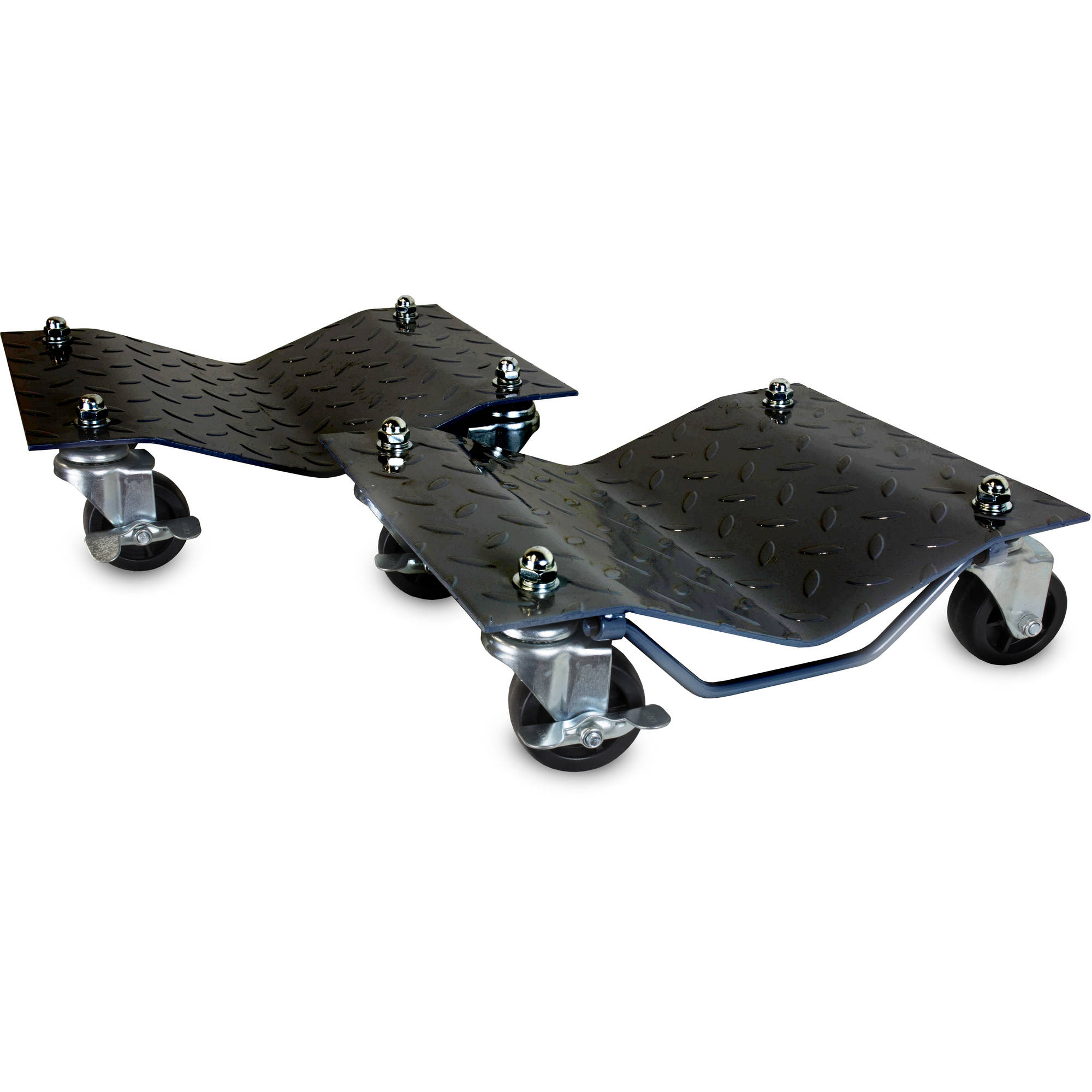 WEN 1500-Pound Capacity Vehicle Dollies, Two Pack